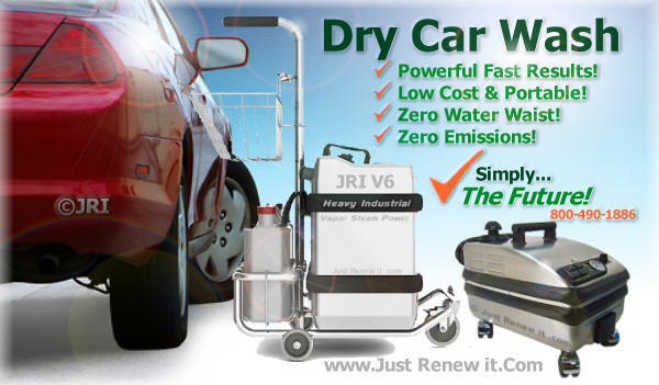 waterless car wash vapor systems steam cleaner for carwash no water waist. Black Bedroom Furniture Sets. Home Design Ideas
