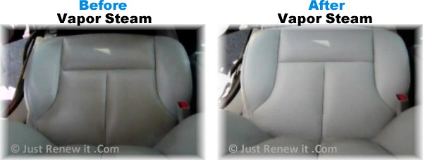 Steam Clean Car Seats >> Leather Seat Cleaning Machine Auto Deatil