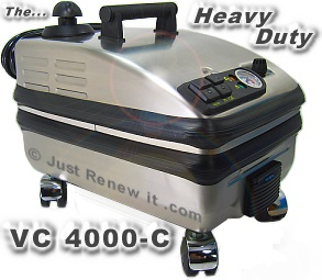 Heavy Commercial Vapor Steam Cleaner 4000 C Continuous